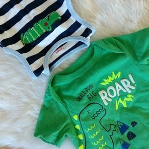 Other - Carter's and Cat & Jack Onesies 0-3 months